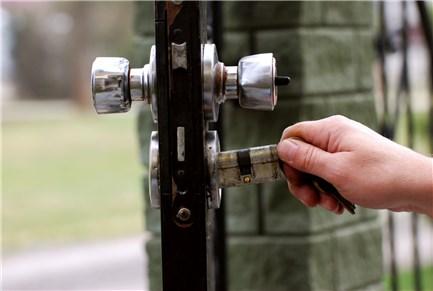 Wymiana zamka w drzwiach Łódź Chojny