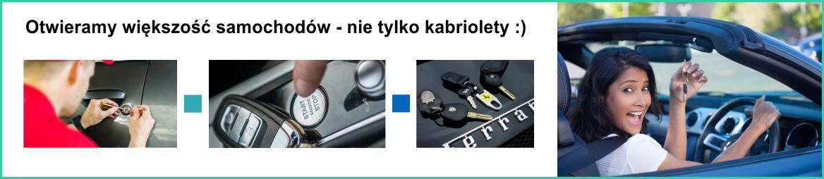 Jak otworzyć samochód bez kluczyka?
