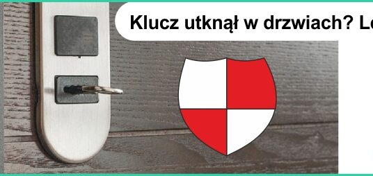 Jak wyciągnąć zablokowany klucz w drzwiach Dierre?